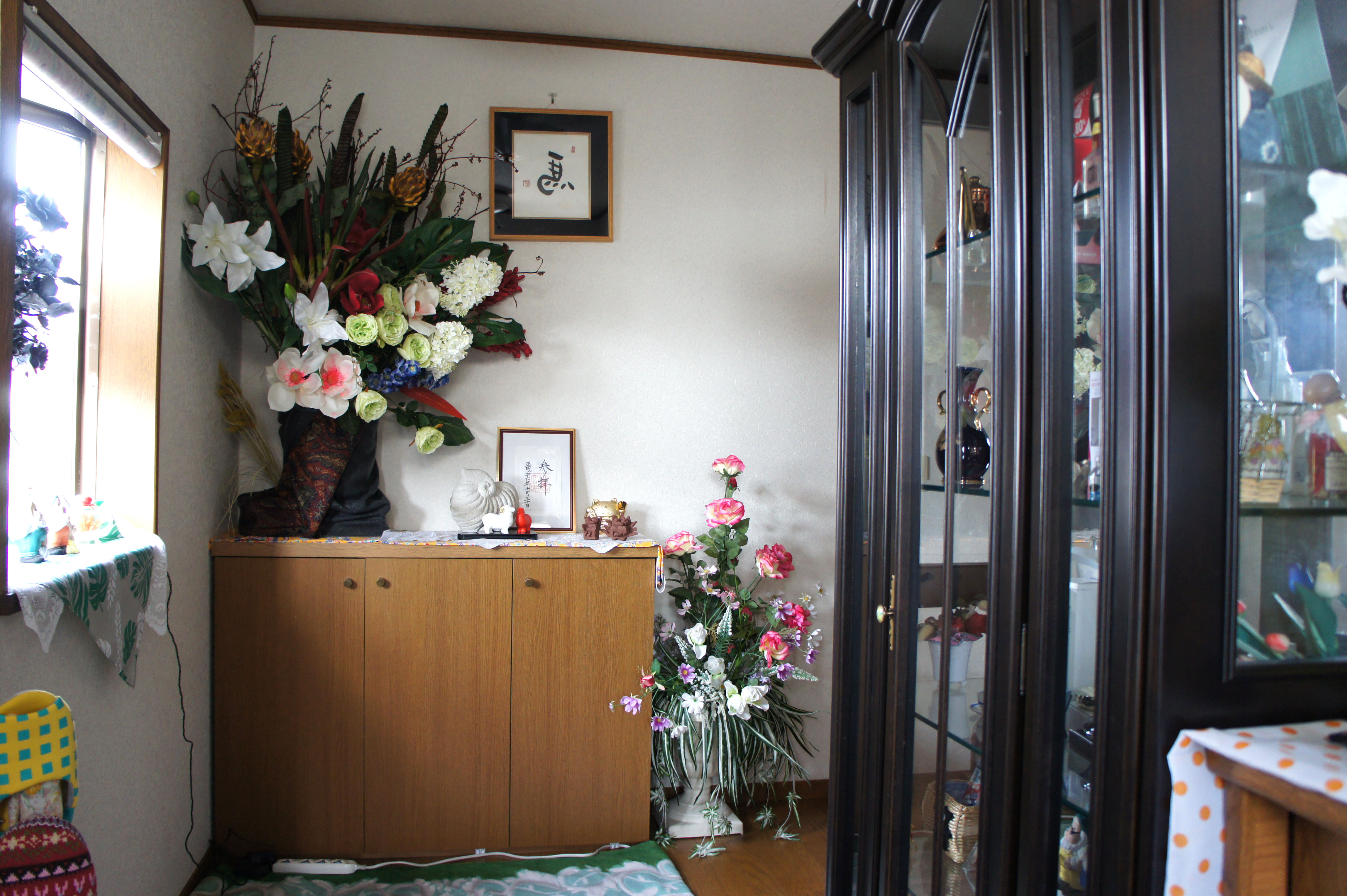 玄関内写真